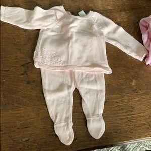 Angel Dear newborn outfit